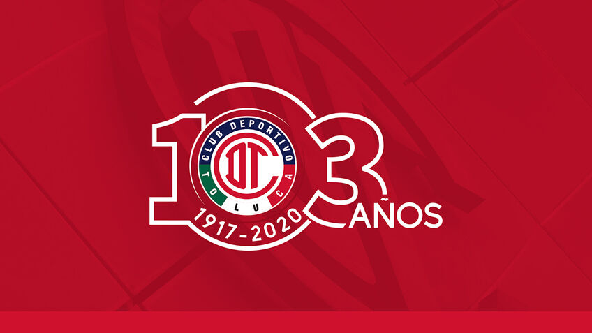 Toluca festeja 103 años de vida