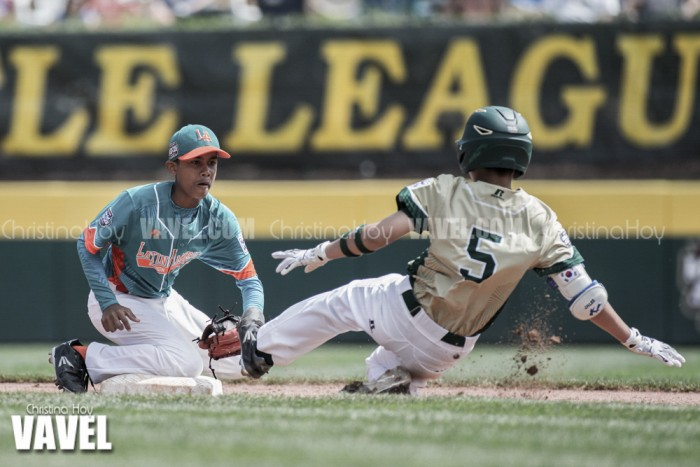 Asia-Pacific wins 7-2 against Panama in LLWS International TitleGame