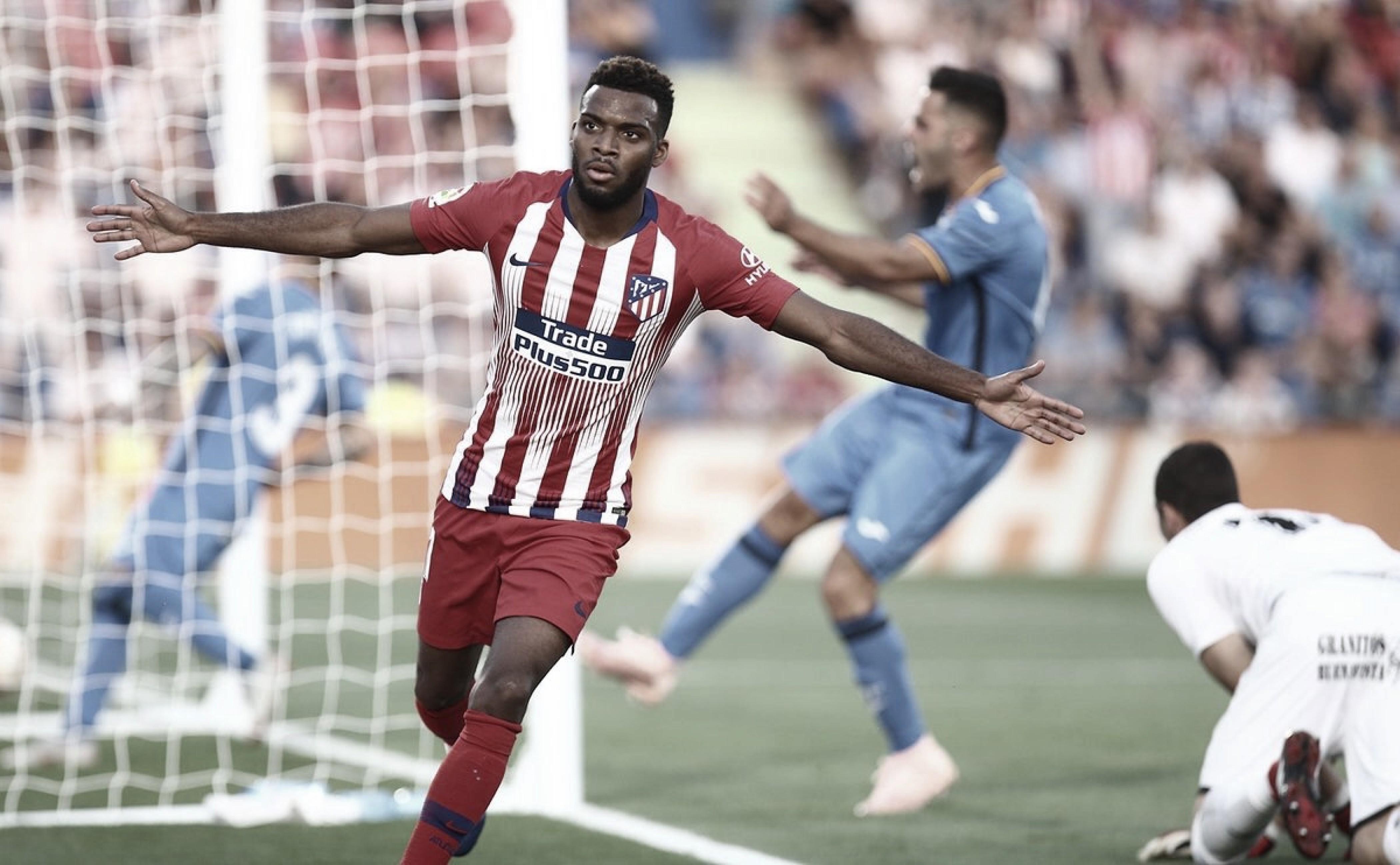Atlético de Madrid bate Getafe fora de casa e consegue sua segunda vitória na La Liga