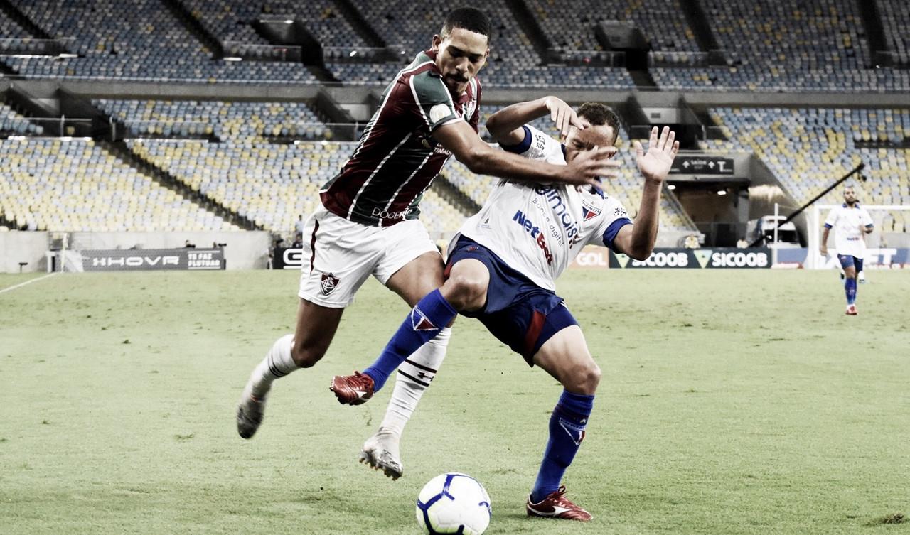Fluminense confirma permanência de Gilberto para 2020