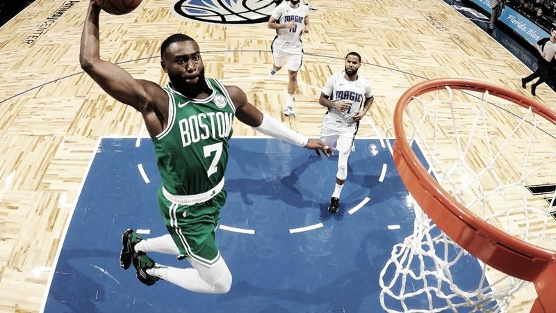 Jaylen Brown renova com Boston Celtics por mais quatro anos