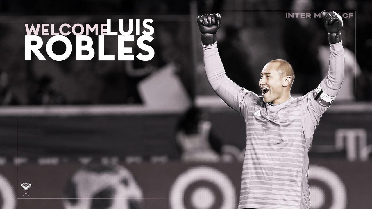 Inter Miami CF ficha a Luis Robles
