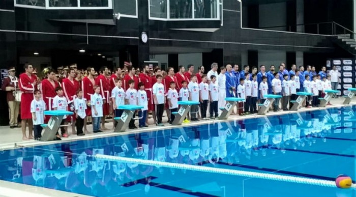 Pallanuoto - World League maschile: il Settebello si diverte con la Turchia