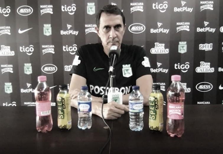 """Alexandre Guimarães: """"En una competencia como es Libertadores hay que dar algo más"""""""