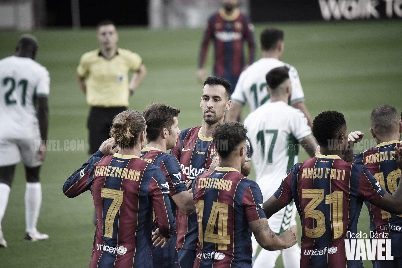 Barcelona vs Juventus en VIVO y online en Liga de Campeones