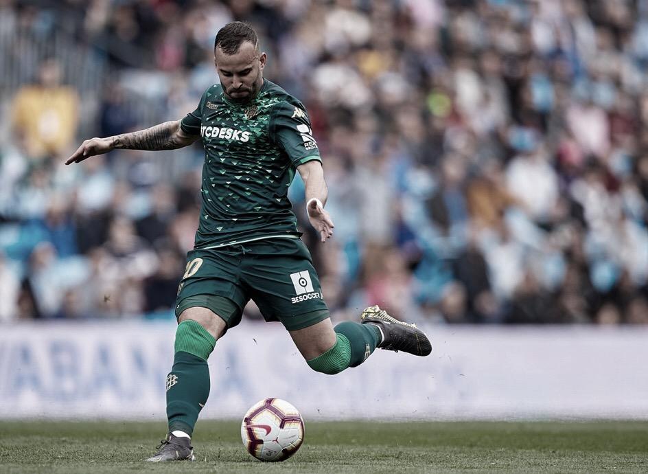Real Betis domina e bate Celta de Vigo pela La Liga