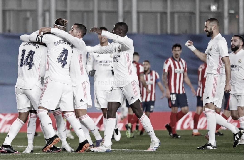Real Madrid- Atlético de Madrid: puntuaciones jornada 13 de la Liga Santander 2020
