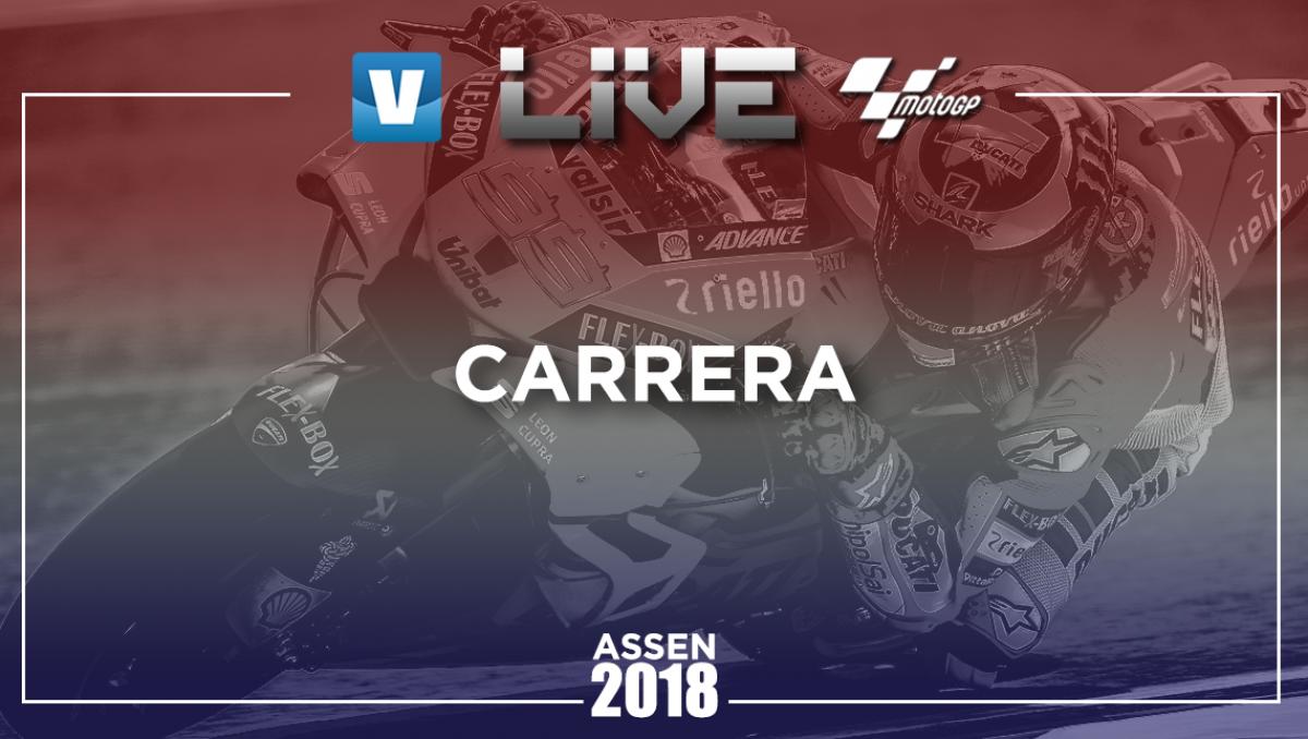 Resumen carrera GP de los Países Bajos 2018 de MotoGP