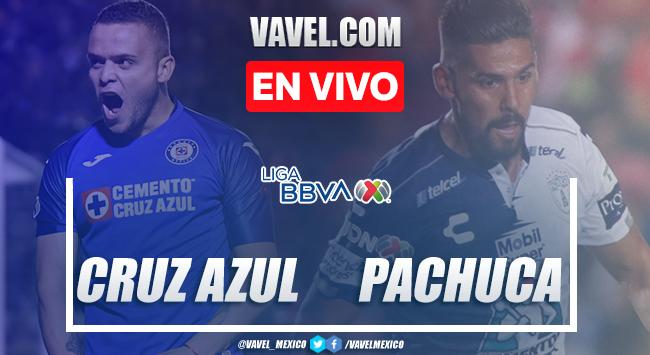 Resumen y goles: Cruz Azul 3-1 Pachuca en Liga MX Clausura 2020