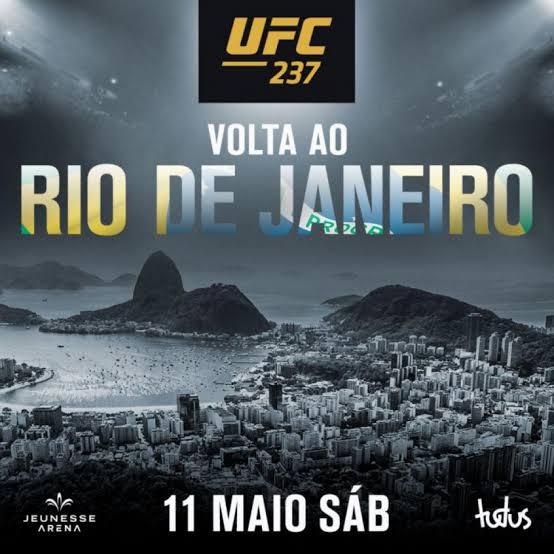 Acompanhe a coletiva de imprensa do UFC Rio 237