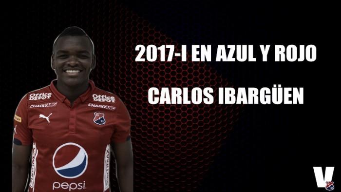 2017-I en azul y rojo: Carlos Ibargüen