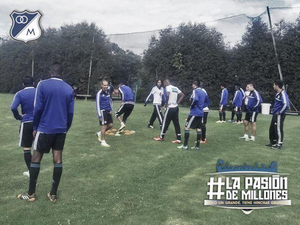 Millonarios ya llegó a Popayán