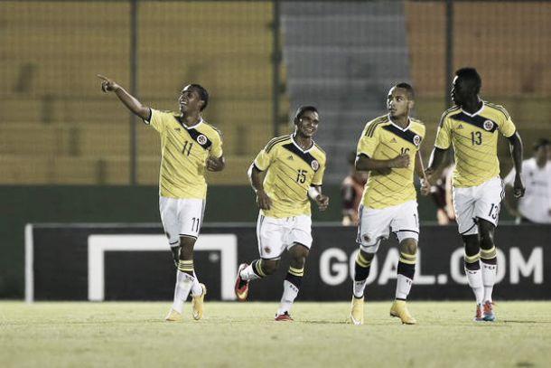 Brasil venció a una Colombia clasificada