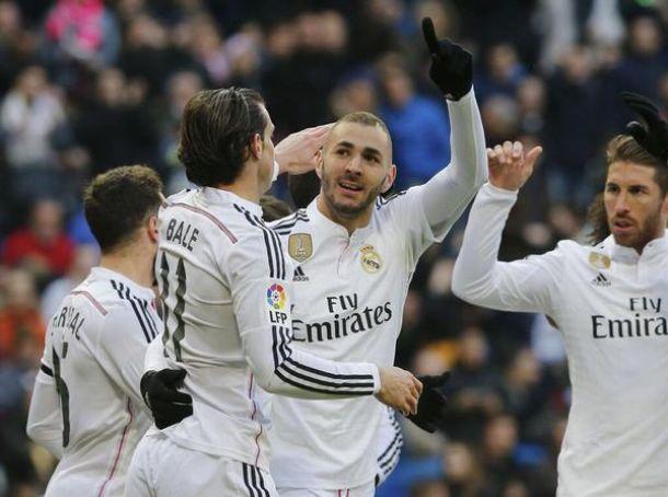 Benzema da spettacolo, il Madrid passeggia 4-1 al Bernabeu!