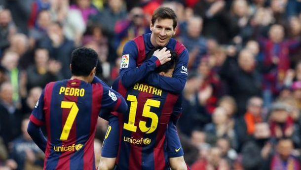 Manita Barça: Al Camp Nou Messi Neymar e Suarez regalano spettacolo!
