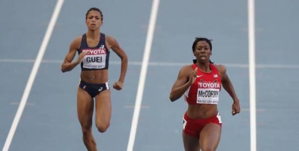400 m : Ça passe pour les françaises