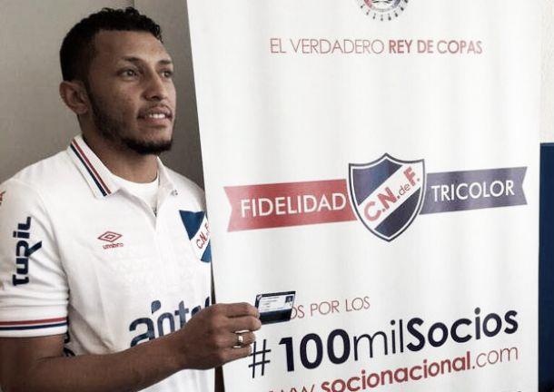 Carlos Valdés jugará en la Liga de Uruguay