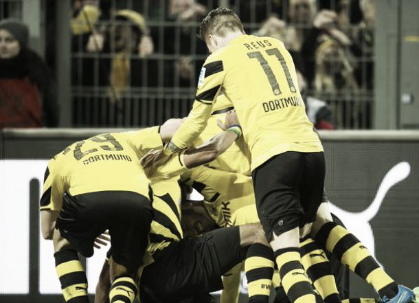 Il Borussia Dortmund rimonta il Mainz: finisce 4-2 al Signal Iduna Park