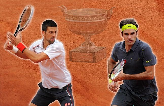 Djokovic se enfrentará a Nadal. Así lo vivimos.