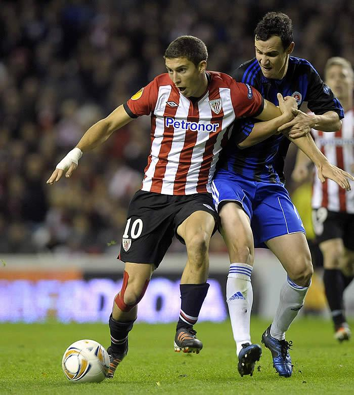 El Slaven Koprivnica de Croacia, probable rival del Athletic en Europa League