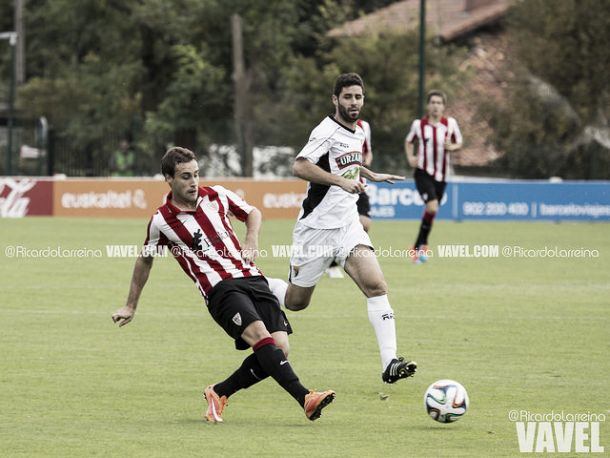 El Bilbao Athletic pisa fuerte