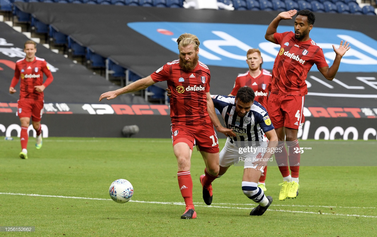 West Bromwich Albion 0-0 Fulham: Resolute Fulham frustrate Baggies