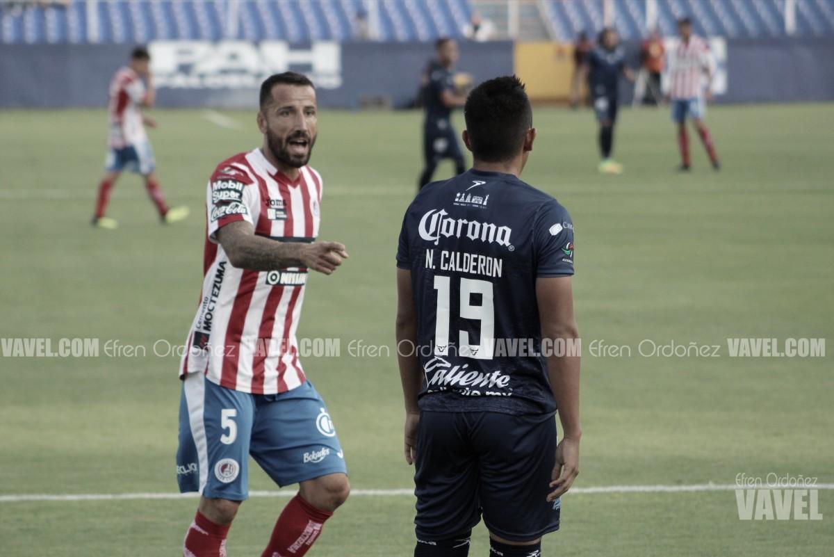 Goleada en el Miguel Alemán Valdés