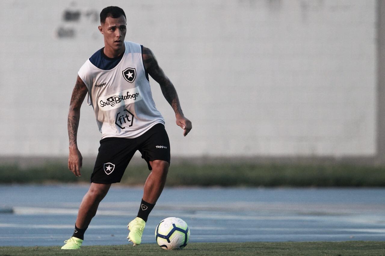 Victor Lindenberg reedita parceria campeã com Barroca no Botafogo