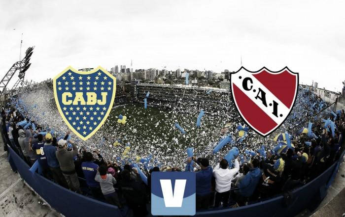 Previa Boca Juniors - Independiente: La cima está en juego
