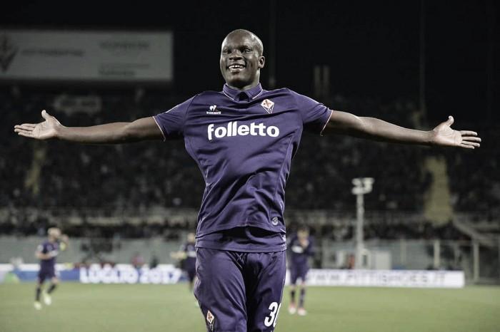 Fiorentina, il sorriso di Babacar