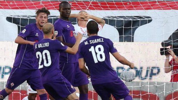 Fiorentina di misura sul Carpi, decisivo ancora Babacar