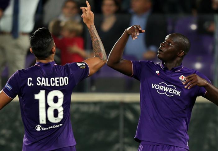 Europa League. Slovan Liberec - Fiorentina, le formazioni ufficiali: Sousa con Babacar e Kalinic