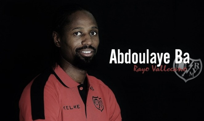 Abdoulaye Ba quiere dejar el Rayo Vallecano