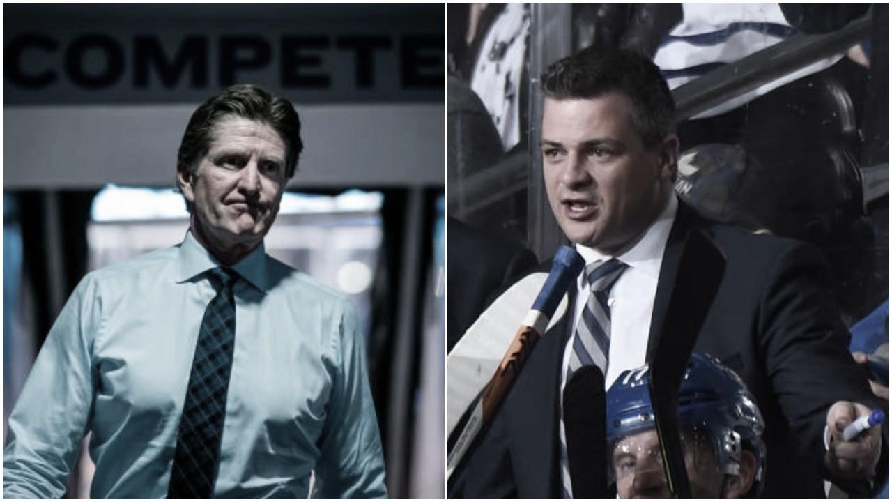 Toronto destituye a Babcock y Keefe será su sustituto