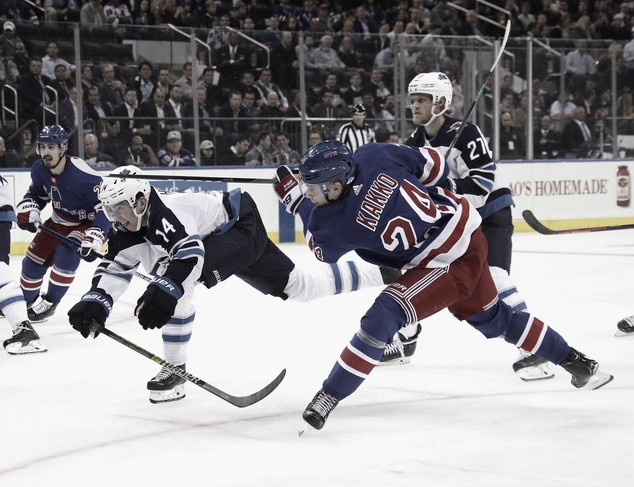 Nueva York quiere hacer brillar a su hockey