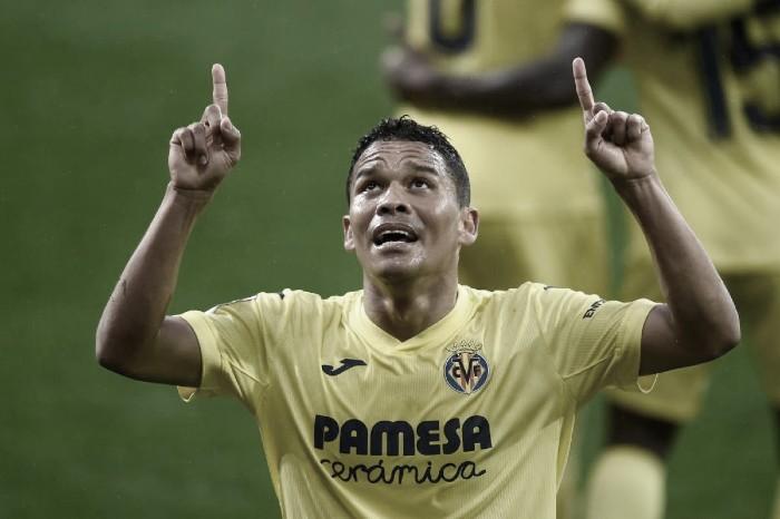Carlos Bacca resaltó en el fin de semana de los colombianos en el fútbol español