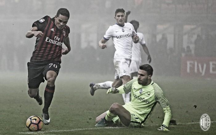 Serie A - Milan e Atalanta giocano, lottano ma non segnano: 0-0 a San Siro