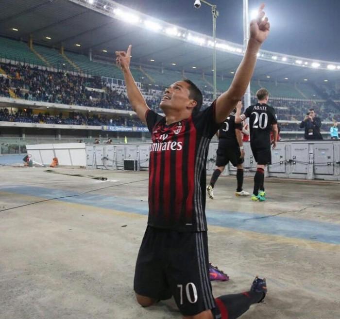Mercato : Carlos Bacca en prêt ?