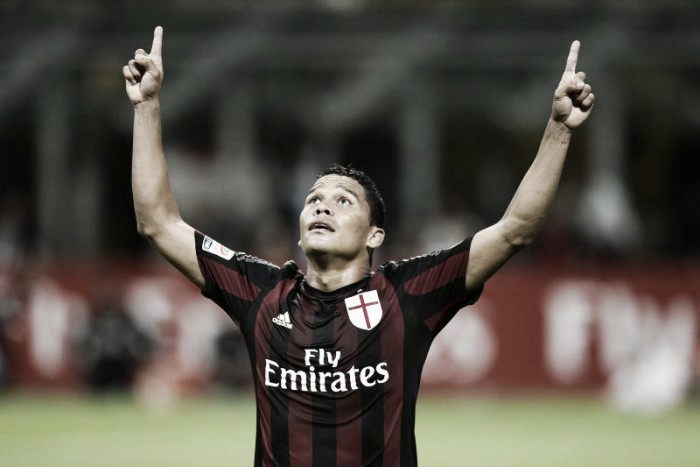 Milan-Inter, Mihajlovic si affida a Bacca in attacco. A centrocampo ci sarà Kucka