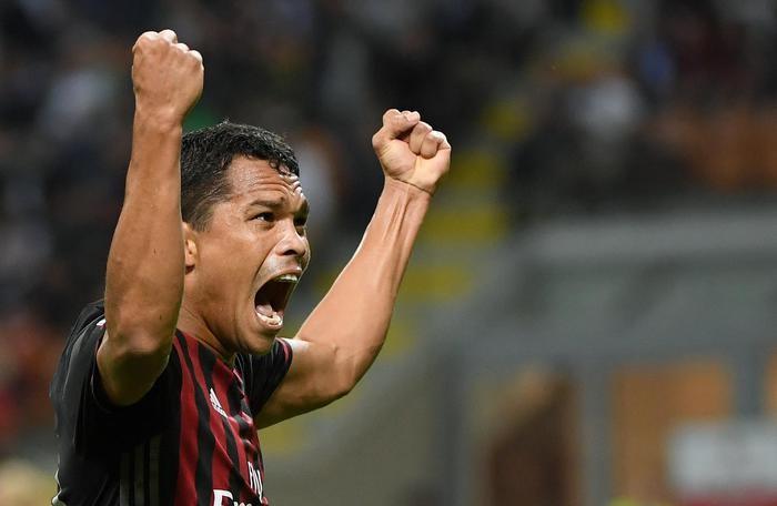 Bacca e Niang regolano la Lazio a San Siro (2-0)