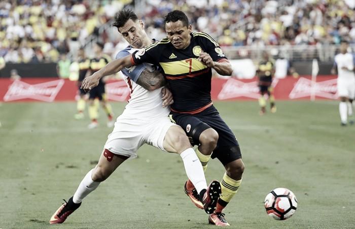 Para encaminhar classificação, Colômbia enfrenta o Paraguai