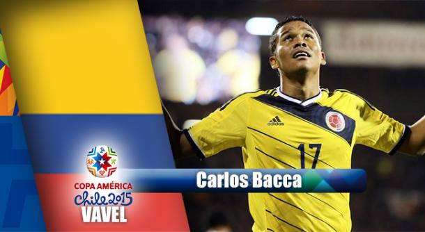 Camino a Chile 2015: Carlos Bacca