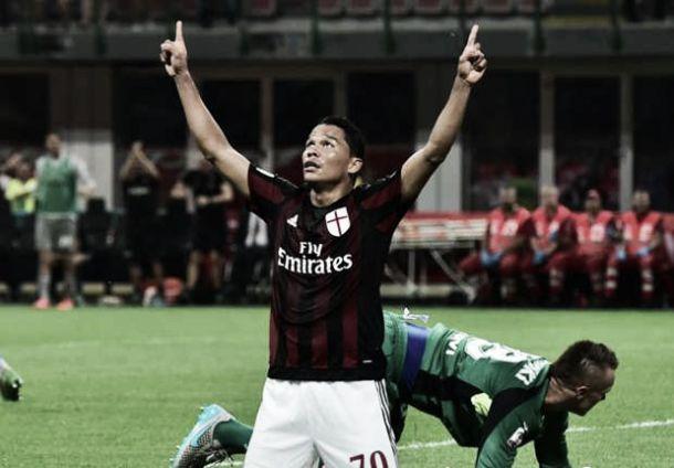 Bacca-Luiz Adriano, contro il Napoli tocca di nuovo a loro. Ely con Zapata al centro della difesa