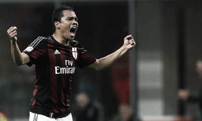 Após negociações fracassarem, Bacca fala em 'marcar 20 gols na temporada' pelo Milan