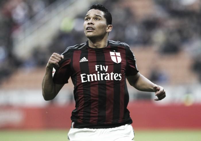 Il West Ham insiste per Bacca, l'agente del colombiano vola a Londra