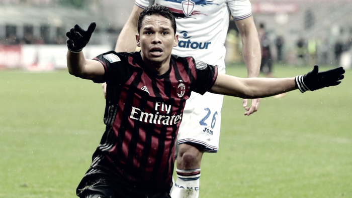 Milan - Carlos Bacca è davvero un problema?