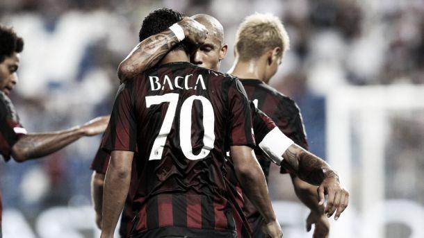 """Bacca lancia il Milan: """"Champions? Aspetterò un altro anno. Obiettivi Scudetto e Coppa Italia"""""""