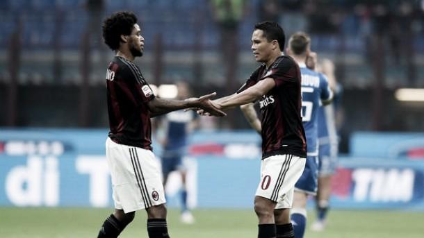 Bacca - Luiz Adriano, di nuovo insieme dal primo minuto. Si rivede De Jong, dubbio De Sciglio
