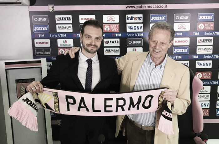 Palermo, ci siamo: la YW&F Global Limited gestirà le quote del club