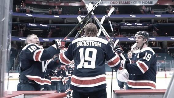 Mil partidos en la NHL :¿El camino al Hall Of Fame de Backstrom?